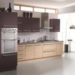 PVC Edged aubergine & Matfen chestnut roomset LR