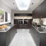 Avole Truffle Contemporary Kitchen at Anne Wright Kitchens, Colchester, Essex